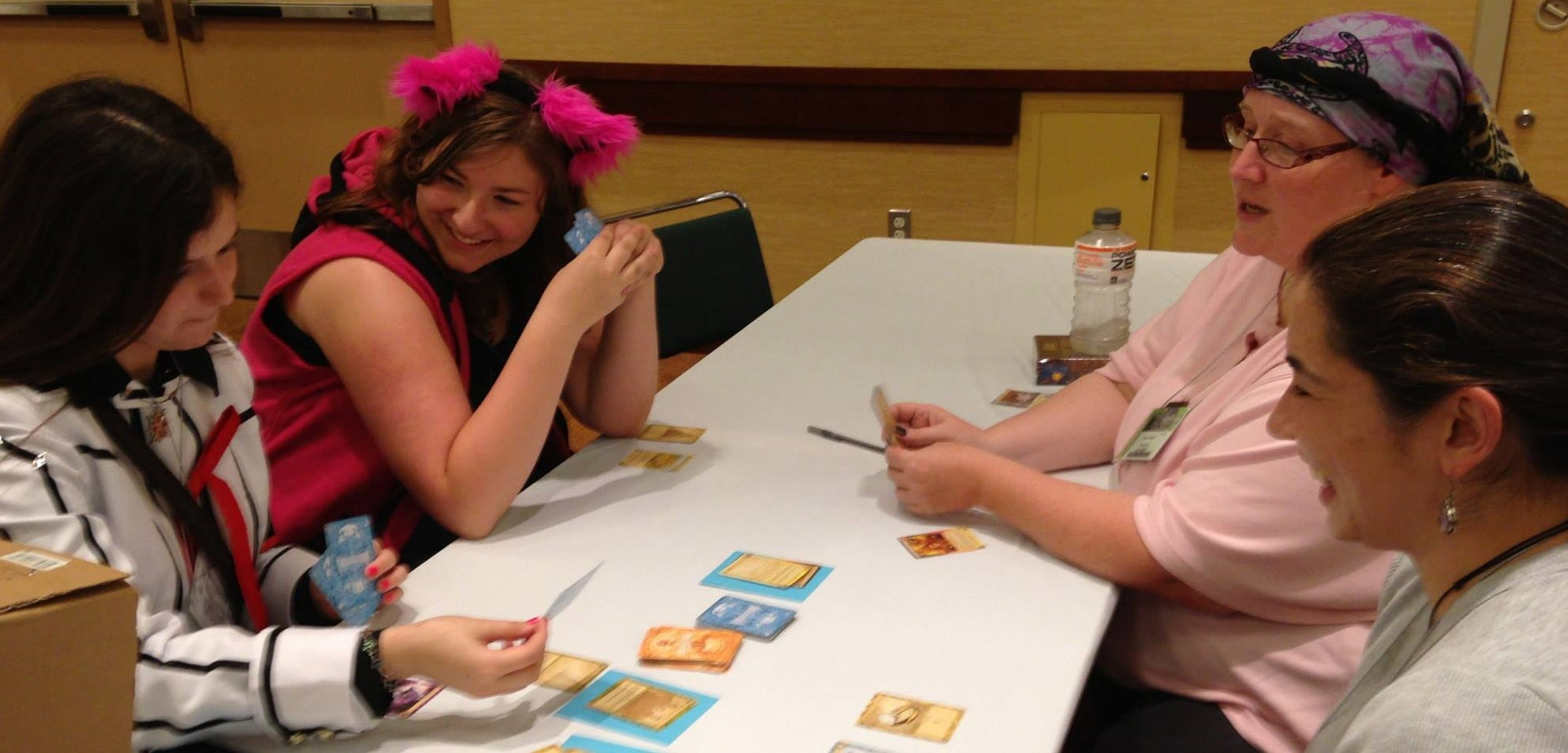 Everyone loved the cute dragons in Havok & Hijinks at GenCon 2013